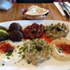 Lots of Delicious Dips: San Mateo's Hummus Mediterranean Kitchen