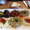 Lots of Delicious Dips: San Mateo's Hummus Mediterranean Kitchen