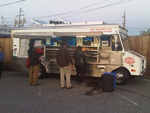 The MoGo BBQ truck in Mountain View: pure Cali. - ASHA S./YELP
