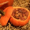 The Next Food Fight  Brewing at Omnivore Books? Pumpkin