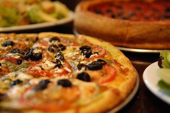 The Noe Valley Patxi's Pizza was just one of many sequels. - JOHN BIRDSALL