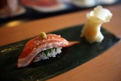MIKE KOOZMIN - The omakase experience at Ichi Sushi.