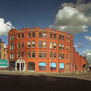 The original Hacienda in Manchester: No longer to be confused with a certain S.F. club night.
