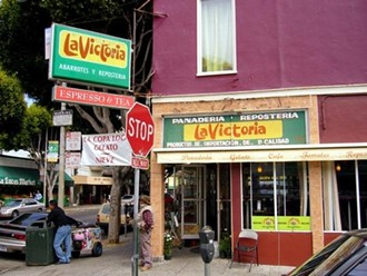 The panaderia was the first business on 24th Street to install an espresso machine. - TORO E./YELP
