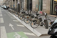 The Paris bike share Velib is a portmanteau of free and bike, but it is most certainly not free.