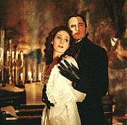ALEX  BAILEY - The Phantom of the Opera.