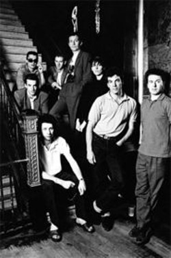 The Pogues: droll barstool philosophers.