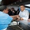 Can Obama's Choice of Eateries on the Campaign Trail Predict Midterm Results?