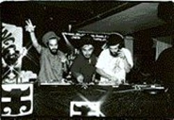 AVIVA - The Rastafarian DJs of Jah Warrior Shelter Hi-Fi, not - to be confused with Osama bin Laden and/or the - Taliban.