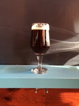 The Rodenbach Grand Cru Nitro has notes of black cherry and balsamic vinegar. - PETE KANE