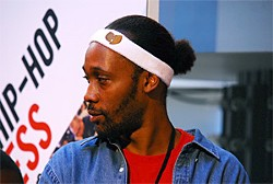 ERIC K. ARNOLD - The RZA diagrams a prolific future.