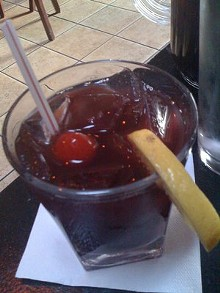 The sangria's just okay, but hey, it's cheap. - LINDA C./YELP