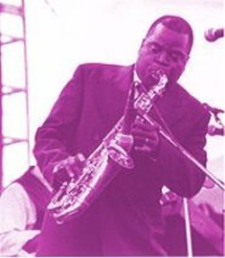 The saxiest man in town, Maceo Parker.