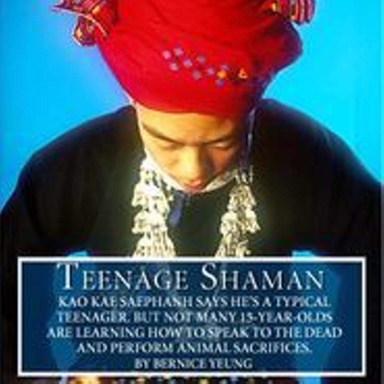 The Shaman's Apprentice | Feature | San Francisco | San Francisco ...