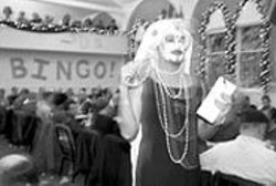PAUL  TRAPANI - The Sisters of Perpetual Indulgence's holiday - installment of Ba-Da-Bingo!
