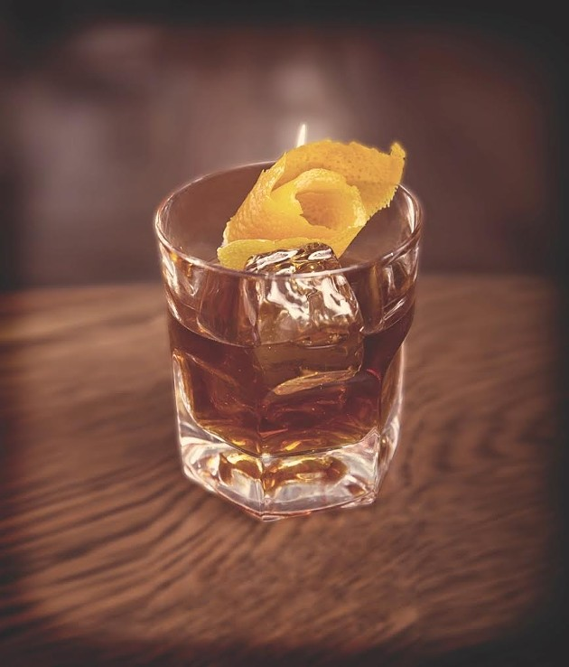 The Smoke & Fire Fashioned - MONTELOBOS