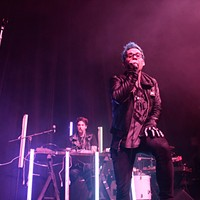 The Sounds @ The Warfield