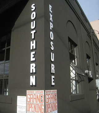"""The space adjacent to the gallery will also house what's being called a """"culinary incubator."""" - ELI THE BEARDED/FLICKR"""
