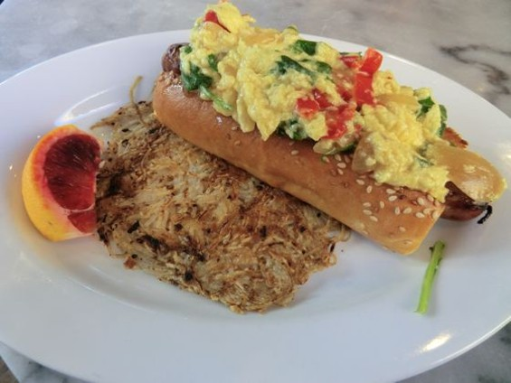 The Sunrise ShowDog, $9.95. - ALEX HOCHMAN