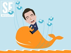 The supes came for Newsom's pet court -- will they defund his whale next? - AUDREY FUKUMAN