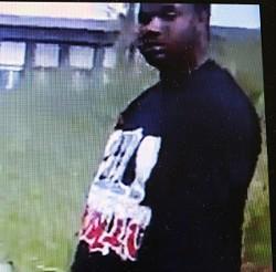 The suspect, Ed Perkins - SFPD