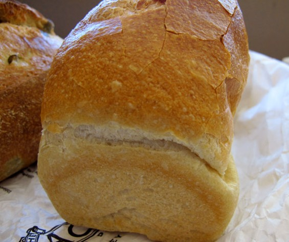 The sweet loaf at Acme isn't really sweet. - JONATHAN K.