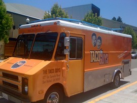 The Taco Guys' Off the Grid debut is Aug. 13 at Fort Mason Center. - THE TACO GUYS/FACEBOOK