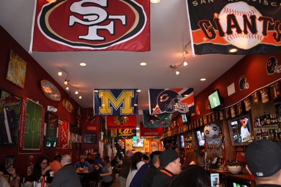 The Taco Shop at Underdog's has buckets of beer for Super Bowl Sunday -