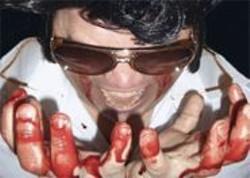 JOHN P. HAMILTON - The Thrilling Adventures of Elvis in Space - 2.