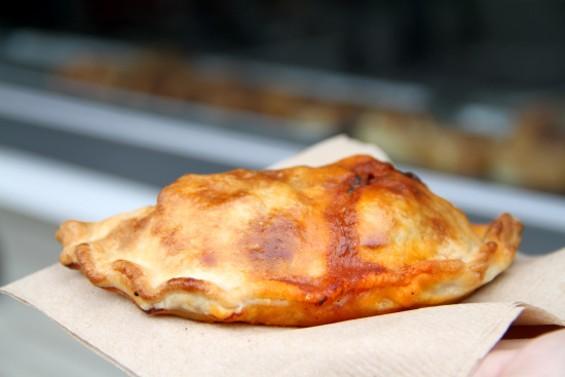 The Traditional Empanada - LOU BUSTAMANTE
