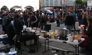 The underground market - SLOWPOKE_SF/FLICKR