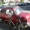 Seen In San Francisco: A Car That Makes Mini Look Maxi