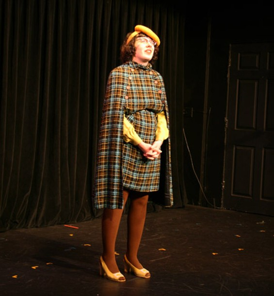 The very hysterical Mary Van Note appeared at Stage Werx most recently in March.