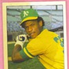 The Voters Called Rickey Henderson and Told Rickey that Rickey Had Been Elected to the Hall of Fame on Rickey's First Try. It's a Great Day For Rickey