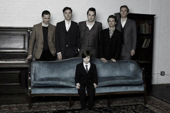 The Walkmen perform this Thursday and Friday at the Fillmore