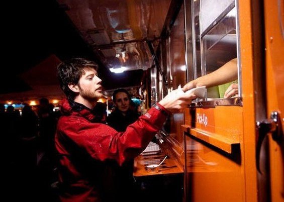 The weekly evening street food event returns to Fort Mason Center on Friday, Mar. 18, with more vendors than last year. - GIL RIEGO JR.