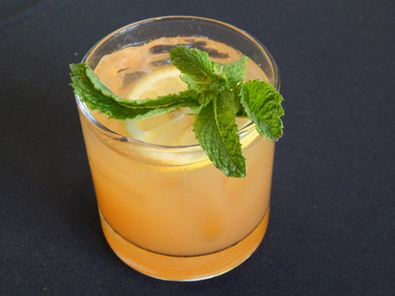 The Whiskey Smash featured this weekend at SF Street Food Fest