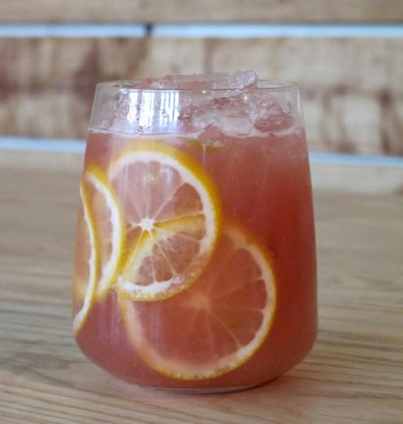 The Yeah Nah cocktail - LOU BUSTAMANTE