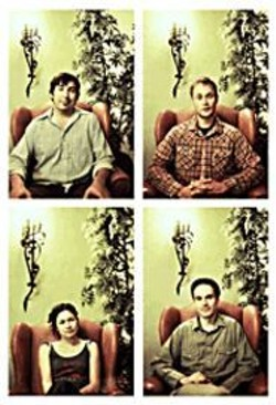 Thee More Shallows (clockwise from upper - left): Jason Gonzales, David Kesler, Brian - Fraser, Odessa Chen.