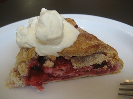 There'll be separate pie-offs for amateurs and pros like Mission Pie (above). - KEWLIE O./YELP