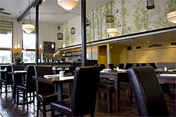 PAUL+TRAPANI - The+sophisticated+home+of+rice+noodles+and+liquid+wellness.