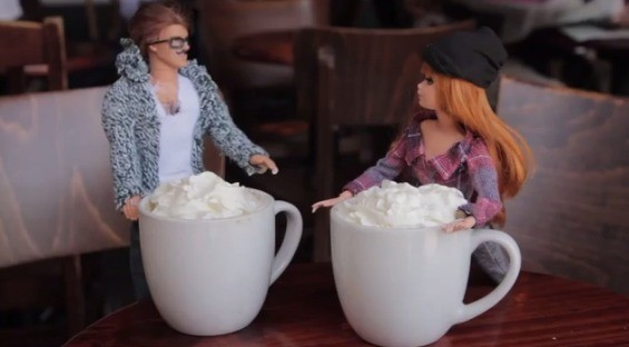 They talk fair trade, but secretly love a good latte. - YOUTUBE/941SOCIALCLUB