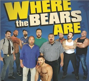 They're beefy! They're hairy! They're bears! And they solve murders!