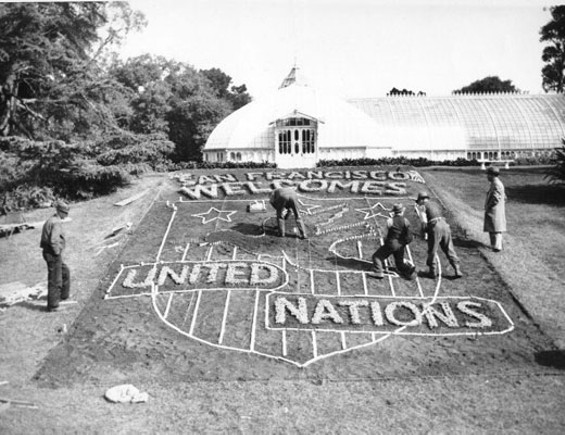 Think the UN started in New York City? Think again! - SAN FRANCISCO HISTORICAL SOCIETY