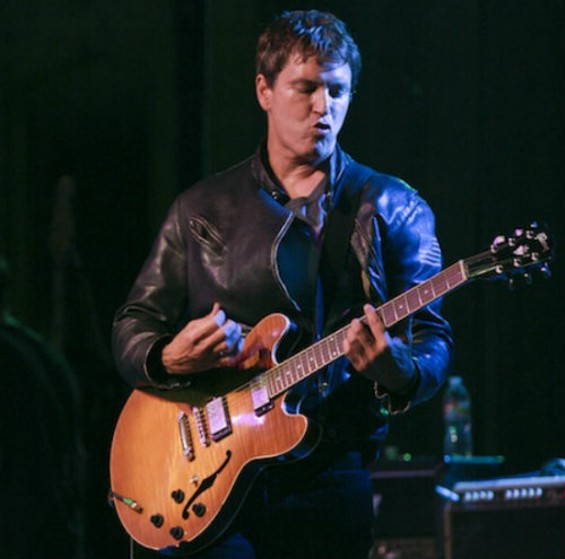 Third Eye Blind's Stephan Jenkins at SXSW 2013. Photo by Christopher Victorio.