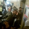 Ross Mirkarimi Finally Gets to Kiss His Wife