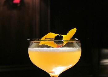 Drink of the Week: Absinthe Frappe at Gaspar