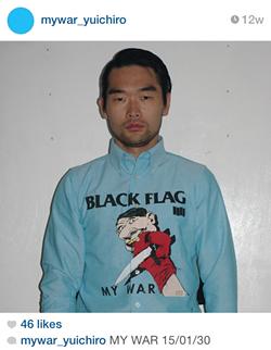 YUICHIRO TAMAKI (@MYWAR_YUICHIRO ON INSTAGRAM)