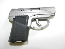 This is the type of gun police say Harding used in the shooting