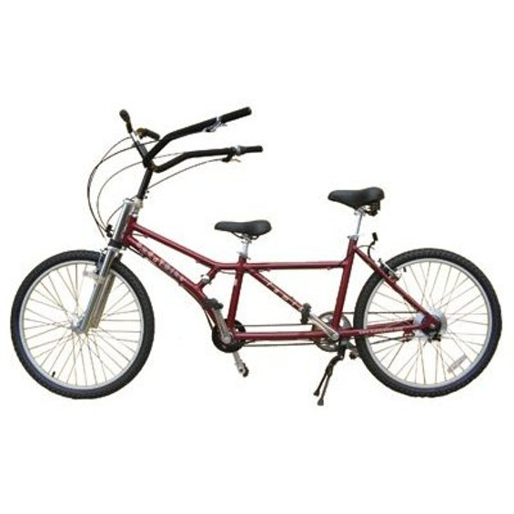 This is what a stolen bike looks like - VIA AMAZON.COM